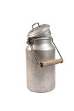 Retro milk can Royalty Free Stock Images