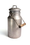 Retro milk can Royalty Free Stock Photos