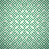 Retro mint different vector seamless patterns Stock Image