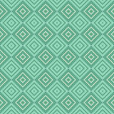 Retro mint different vector seamless patterns Stock Photo
