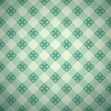 Retro mint different vector seamless patterns Stock Photography