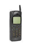 Retro mobile phone Stock Image