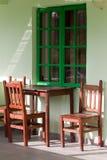 Retro mobilia Fotografia Stock Libera da Diritti