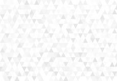 Retro modello astratto delle forme geometriche Contesto del mosaico di pendenza Fondo triangolare dei pantaloni a vita bassa geom Immagini Stock Libere da Diritti