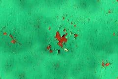 Retro modello misero senza cuciture verde della pittura Fotografia Stock Libera da Diritti