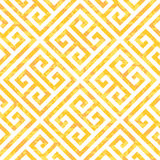 Seamless Greek Key Background Pattern in Three Color Variations Royalty Free Stock Image