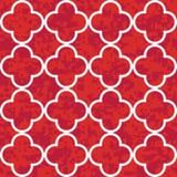 Nahtloser Klee-Muster-Hintergrund Lizenzfreie Stockbilder