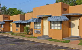 Retro Motel zdjęcie stock