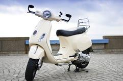 retro motocyklu styl Obrazy Stock
