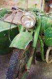 Retro motorbike Stock Photos
