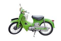 retro motorcykel Royaltyfria Foton