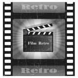 Retro movie Stock Photo