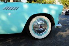Retro muscle car, Thunderbird Stock Images