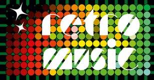 Retro music Royalty Free Stock Photos