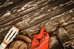 Retro music background Stock Image