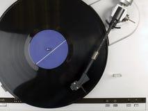 Retro music player Stock Photo