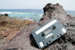 Retro musicassette Royalty Free Stock Photo