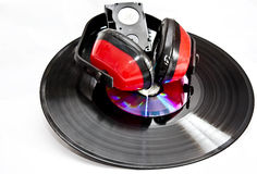 Retro Musik Lizenzfreies Stockbild