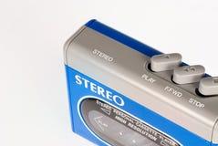 Retro- Musikausrüstung Stockfotografie