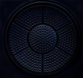 Retro- Musiksprecher, Sprecher für Musik Lizenzfreies Stockfoto