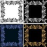 Retro- Muster Lizenzfreie Stockbilder