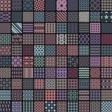 Retro- Muster 100 Lizenzfreie Stockbilder