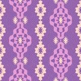 Retro- Muster Abstrakter Druck Retro- Tapete Geometrischer Hintergrund vektor abbildung