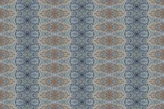 Retro- Muster-Auslegung Stockbild