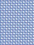 Retro- Muster mit Blau Stockfoto