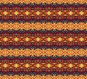 Retro- Muster mit Strudeln Vektor ENV 10 lizenzfreie abbildung
