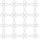 Retro- Muster ursprünglicher geometria Sacra mit Linien und Kreisen Stockbild