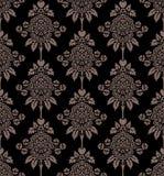 Retro naadloos patroon royalty-vrije illustratie