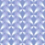 Retro naadloos patroon met eenvoudige vlinders op donkere achtergrond Vlak ornament voor textiel, verpakkend document, drukken, s vector illustratie