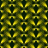 Retro naadloos patroon met eenvoudige vlinders op donkere achtergrond Vlak ornament voor textiel, verpakkend document, drukken, s royalty-vrije illustratie