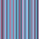 Retro naadloos, patroon met kleurenstrepen royalty-vrije illustratie
