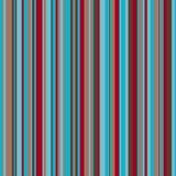 Retro naadloos, patroon met kleurenstrepen vector illustratie