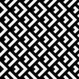 Retro nahtloses Muster der Weinlese Lizenzfreie Stockfotos