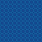 Retro navy blue pattern eps10 Royalty Free Stock Image