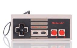 Retro Nintendo royalty-vrije stock foto's
