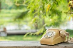 retro obrotowy telefon obrazy royalty free