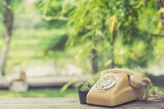 retro obrotowy telefon zdjęcia royalty free