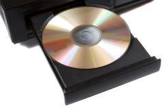 Retro odtwarzacz cd Zdjęcia Royalty Free