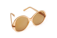 retro okulary przeciwsłoneczne Fotografia Stock