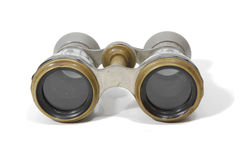 Retro opera glasses Stock Image