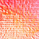 Retro orange and pink  background Royalty Free Stock Images