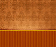 Retro Orange Vintage Exclusive Background Royalty Free Stock Photos