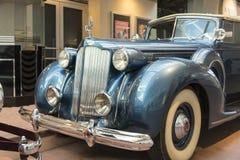 Retro 1938 Packard Royalty Free Stock Photos