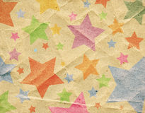 Retro  paper. Designed retro paper background, texture Royalty Free Stock Photos