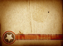 Retro paper background Royalty Free Stock Images