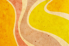 Retro paper background. Worm tone retro paper background Royalty Free Stock Image